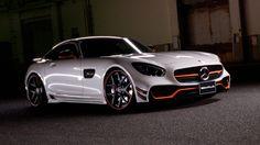 Mercedes AMG GT Black Bison Edition 1