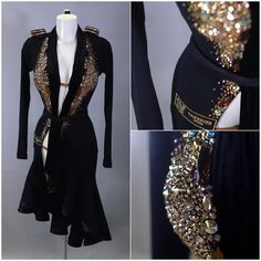 "603 Likes, 10 Comments - BALLROOM DRESSES & SUITS (@vakhner_design) on Instagram: ""Amazing dress,  Now available for sale! ✔️ free shipping  Это яркое латинское платье теперь…"""