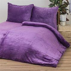 mikroplyš fialová