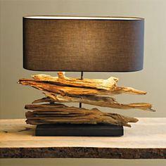 driftwood for sale | Dumb Green Gadget #7: Drift Wood Lamp
