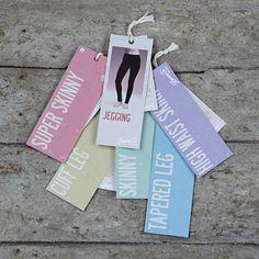 Primark Denim Co Tags Label Ticketing Colour Fashion
