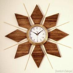 Inspiring DIY Clocks from around the Web