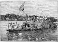 Resultado de imagen para barranquilla  navegacion rio magdalena