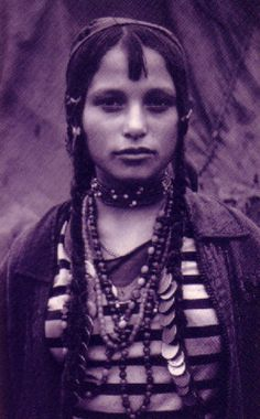 gypsy- this is from the incomparable book Bury Me Standing about the Gypsy diaspora. highly recommended.