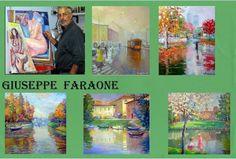 Giuseppe Faraone (Pino Faraone) pittore impressionista