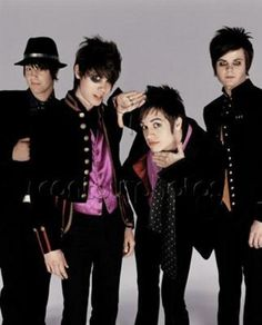 Panic! At the disco. this picture reminds me of my junior year of high school. LOVES IT.