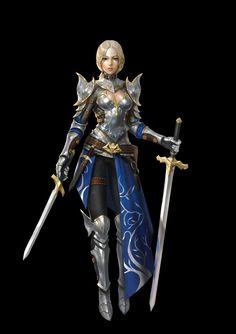 f Paladin Plate Armor Sword Shortsword Underdark Urban City lg Fantasy Girl, Fantasy Female Warrior, Chica Fantasy, Female Armor, Fantasy Art Women, Female Knight, Fantasy Armor, Medieval Fantasy, Lady Knight