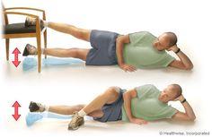 Exercises for patellar tracking disorder