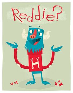 Reddie? by jaredchapman, via Flickr