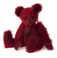 Cherry, Minimo Bear by Charlie Bears™