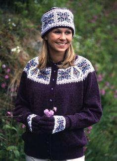 Shetland Collection - Fair Isle Yokes - Handknitted