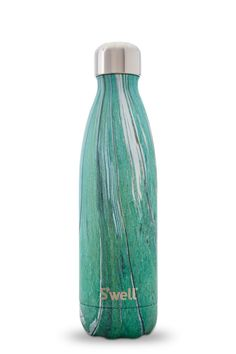 Get inspired by Mother Nature with the eco-friendly Swell Water Bottle Wood Collection. Swell Water Bottle, Cute Water Bottles, Drink Bottles, Thermal Flask, Bottle Painting, Pinot Noir, Stainless Steel Water Bottle, Beauty, Yoga Outfits