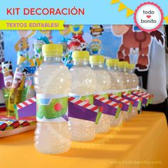 Toy Story: Kit decoración - Todo Bonito