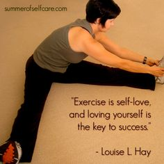 Summer of Self-Care 2013 // Sun 06.23: Weekend Wrap-up, Positive Affirmations, and Mirror Work a la Louise Hay!