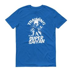 Dragon Ball Super Saiyan Training T-Shirt