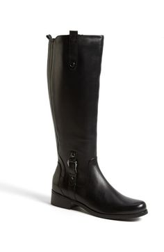 Blondo 'Venise' Waterproof Leather Riding Boot (Women) available at #Nordstrom