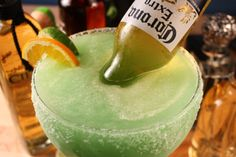 First discovered these at Saltgrass. They call it a Coronarita. It's really quite good. - Tiffany