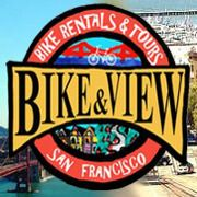 Rent a bike and ride it across Golden Gate Bridge to Sausalito, have fish and chips at one of the waterfront restaurants, and take the ferry back to San Francisco