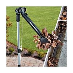 Gutter Cleaning Tools On Pinterest Gutter Cleaning