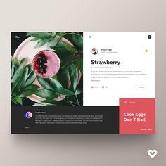 png by Alexey Savitskiy Modern Web Design, Web Ui Design, Page Design, Website Design Inspiration, Layout Inspiration, Graphic Design Inspiration, Web Layout, Layout Design, Ui Web
