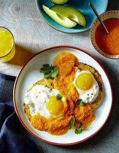 Gabriella Cámara's Recipe for Huevos Rancheros