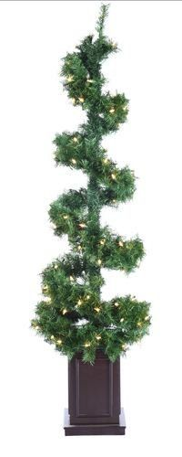Artificial Topiary Tree by Gordon Companies, Inc. $298.50. Shipping Weight: 19.00 lbs; Brand Name: Gordon Companies, Inc Mfg#: 30780671; Picture may wrongfully represent. Please read title and description thoroughly.; Please refer to SKU# ATR25790856 when you inquire.; This product may be prohibited inbound shipment to your destination.. Artificial Topiary tree/260 green tips/100 clear mini lights/inside use/easy assembly/brown wooden pot/6.5' cord/5'H x 16''W/made of PVC...