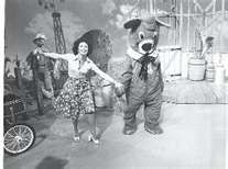 The Dancing Bear of Captain Kangaroo. Captain Kangaroo, My Past, Back In The Day, Childhood Memories, 1950s, Dancing, Nostalgia, Bear, Tv