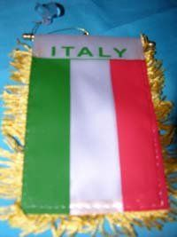 Italy Flag Mini Banner 4x6 *** Read more reviews of the product by visiting the link on the image.