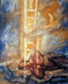 jacobs ladder | Jacob's Ladder by Albert Houthuesen