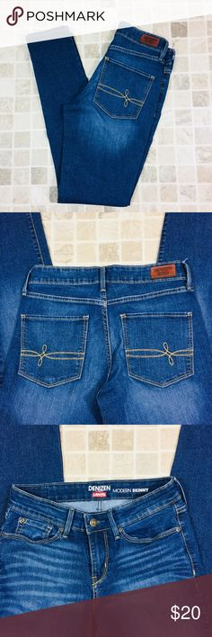 Spotted while shopping on Poshmark: Denizen Levi's modern skinny! #poshmark #fashion #shopping #style #Levis #Denim
