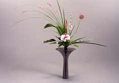 Image detail for -Ikebana Flower Arrangement Experience in Kyoto