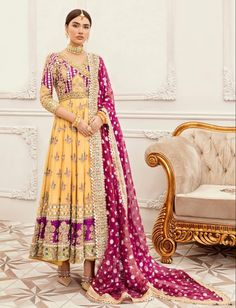 Wedding Frocks, Desi Wedding Dresses, Asian Wedding Dress, Pakistani Wedding Outfits, Pakistani Bridal Dresses, Pakistani Dress Design, Bridal Outfits, Indian Dresses, Indian Outfits