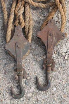 pulley hooks