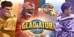 Gladiator Heroes Hack – Diamonds Cheats