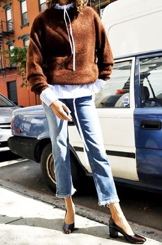 16 Cool Fall Looks, Straight from Tumblr via @WhoWhatWear