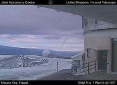 Mauna Kea summit winter weather advisory