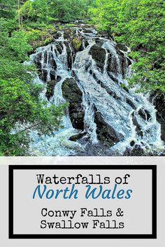 Wonderful Waterfalls of North Wales: Conwy Falls & Swallow Falls Cornwall England, Yorkshire England, Yorkshire Dales, Oxford England, London England, Skye Scotland, Highlands Scotland, Travel English, Responsible Travel