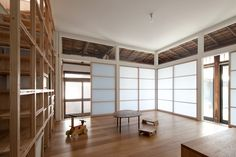 古民家 : |素|のもの Japanese Modern, Japanese House, House In Nature, Japanese Architecture, Minka, Studio, Projects, Japan Style, Furniture