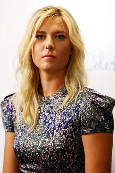 Tennis star Maria Sharapova attends the unveiling of her collection at Cole Haan Rockefeller Center Store on August 2009 in New York, New York. Maria Sharapova Hot, Maria Sarapova, Tennis Players Female, Sports Celebrities, Beautiful Athletes, Tennis Stars, Beauty Full Girl, Yuri, Female Athletes