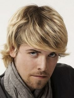 Boys haircuts 2014 lead to cool style Haircuts 2016 November Males with frizzy hair generally have problems styling is plus they might have difficulty locating a good men's hair do. Men Hair Color, Hot Hair Colors, Young Mens Hairstyles, Hairstyle Men, Blonde Hairstyles, Spiky Hairstyles, Hairstyles 2016, Formal Hairstyles, Medium Hair Styles
