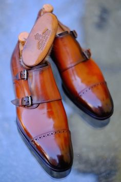 """Un Tocco di Classe - Mr.A.P. Edition"" A new Patina by Dandy Shoe Care for Mr. A.P. from London."
