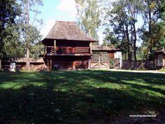 Orawski Park Etnograficzny - Zubrzyca Górna