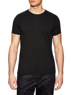 9ccb29d0518 Anybrand Luxury Crew-Neck T-Shirt - xl Luxury