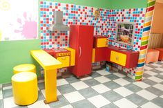 Buffet Balão Colorido – Infantil (São Bernardo do Campo) | Click Buffets ABC!!!