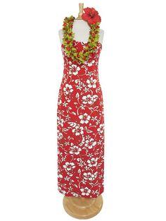 Luau Dress, Hawaiian Designs, Muumuu, Resort Wear, Hibiscus, Hawaiian Dresses, Summer Dresses, My Style, Classic