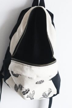 Mochila de niño mochila infantil impresión de por mulberryandjune