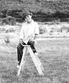 cute pose...♥ the step ladder    IMG_3432 by renee hindman, via Flickr