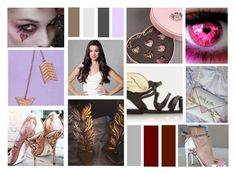 """""""Kira Kosarin as C.A. Cupid"""" by wicked-elsa ❤ liked on Polyvore featuring xO Design and Tobi"""