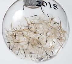 79da50d9d73 2018 Ornament Dandelion Wishes Make a Wish Glass Globe and Card by Dorinta  -- Want extra details? Click on the photo. (This is an affiliate link).