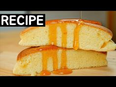 [RECIPE] HOW TO MAKE Souffle Pancakes [NO OVEN][스윗더미 . Sweet The MI] - YouTube